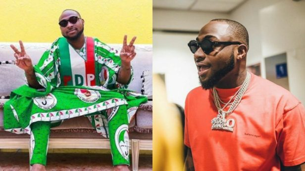 davido-reveals-he-would-sign-upcoming-artiste-who-replied-his-tweet-on-osun-election